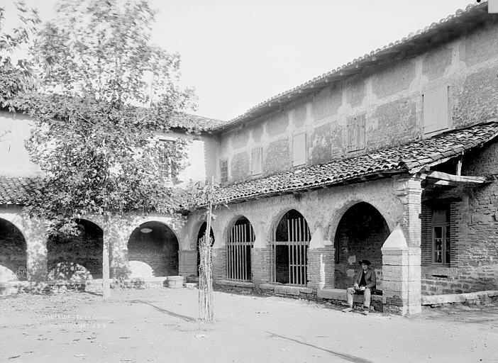 Cloître , Durand, Eugène (photographe),