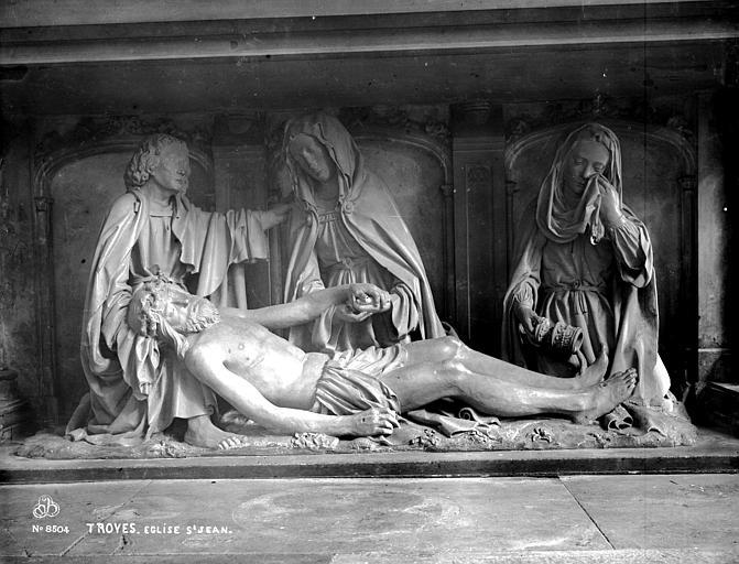 Eglise Saint-Jean , Robert, Paul (photographe),