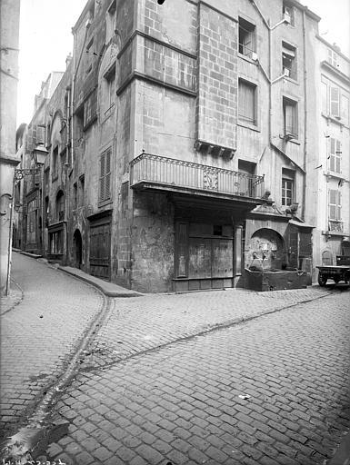 Immeuble Vue d'ensemble, Lefèvre-Couton (photographe),