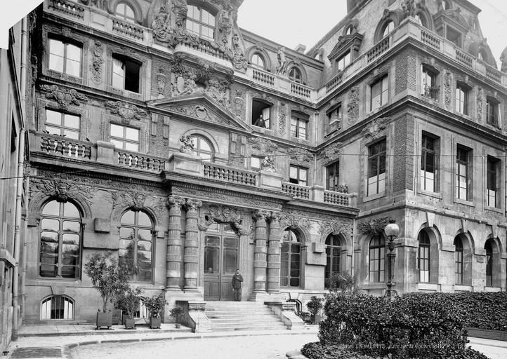 Hôtel Lavalette , Durand, Eugène (photographe),