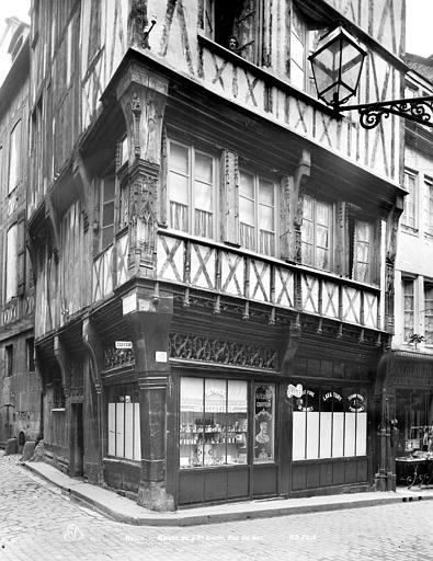 Maison , Neurdein Frères (photographes),