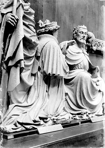 Eglise Saint-Pierre Mausolée du Cardinal de Lagrange, Enlart, Camille (historien), 75 ; Paris 16 ; Palais de Chaillot (Trocadéro) ; Musée de Sculpture comparée, musée des Monuments français