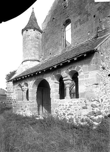 Eglise Saint-Rémi Porche, Service photographique,