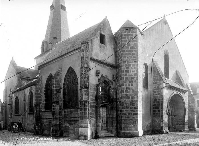 Eglise Ensemble nord-ouest, Durand, Eugène (photographe),