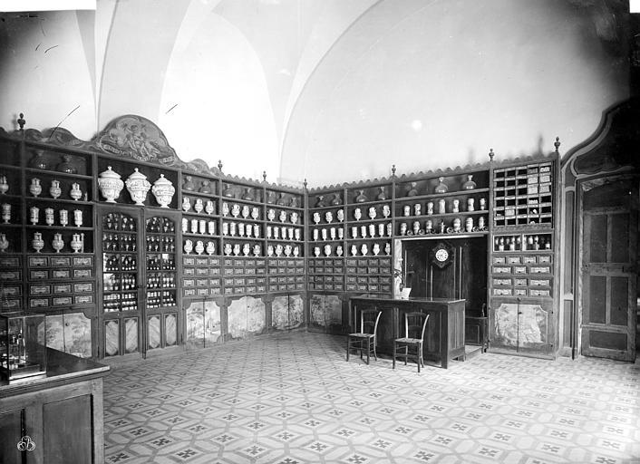 Hôtel-Dieu Pharmacie, Mieusement, Médéric (photographe),