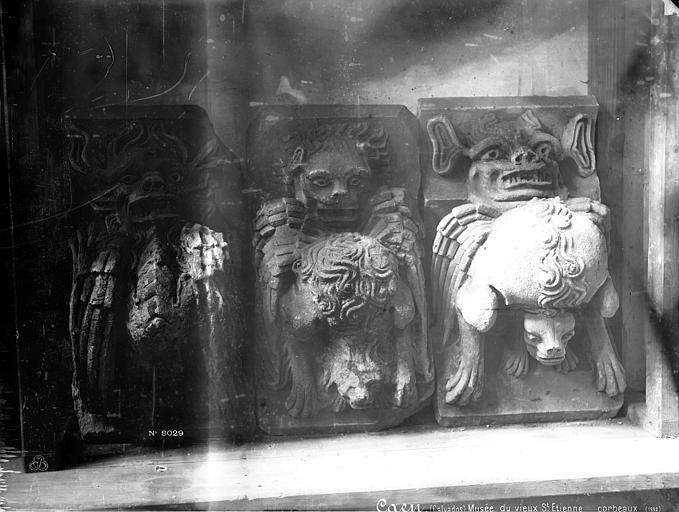 Musée , Mieusement, Médéric (photographe), 14 ; Caen ; Musée-
