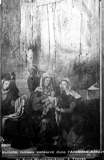 Abbaye Saint-Martin-ès-Aires (ancienne) , Robert, Paul (photographe),