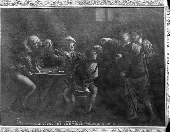 Palais de Justice , Neurdein (frères) ; Neurdein, Louis ; Neurdein, Louis (photographe),