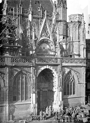 Eglise Saint-Pierre Portail de la façade nord, Mieusement, Médéric (photographe),