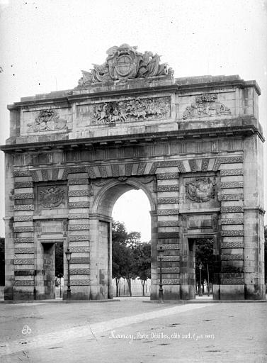Porte Desilles Côté sud, Mieusement, Médéric (photographe),