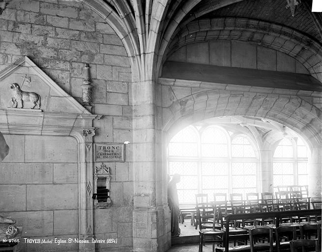 Eglise Saint-Nicolas Chapelle, Robert, Paul (photographe),