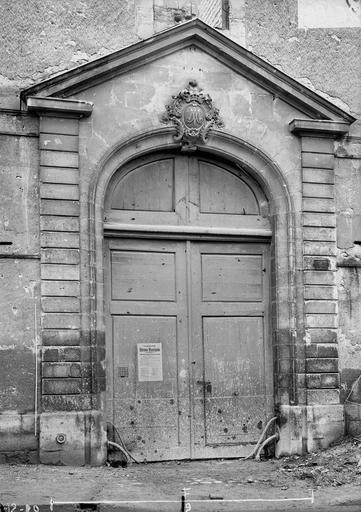 Porte de la Congrégation , Verneau, G.,