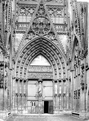 Cathédrale Notre-Dame Portail du transept nord dit des Libraires, Mieusement, Médéric (photographe),