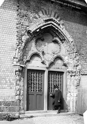 Cathédrale Saint-Pierre Basse œuvre : portail d'entrée, Mieusement, Médéric (photographe),