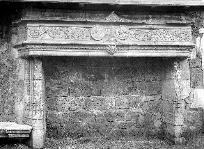 Chartreuse Saint-Sauveur (ancienne) , Durand, Jean-Eugène (photographe),