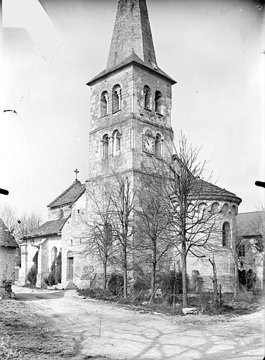 Eglise Saint-Martin Ensemble sud-est, Queste, P. photographe),