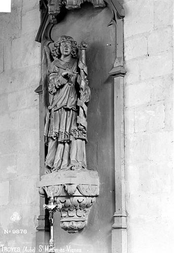 Eglise Saint-Martin-es-Vignes , Robert, Paul (photographe),