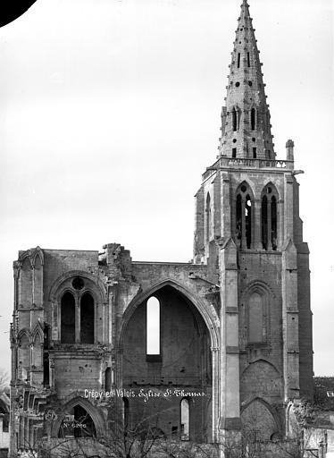 Eglise Ensemble nord, Durand, Eugène (photographe),