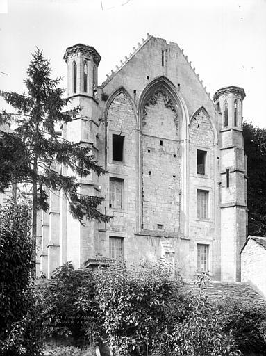 Abbaye aux Hommes (ancienne), Eglise Saint-Etienne Salle des gardes : Pignon, Durand, Jean-Eugène (photographe),
