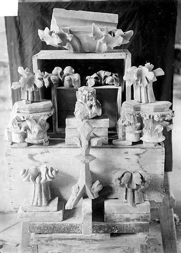 Cathédrale Débris, Sainsaulieu, Max (photographe),