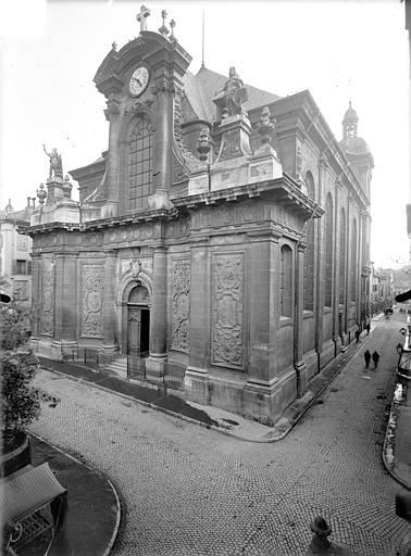 Eglise Saint-Sébastien Ensemble sud-ouest, Queste, P. photographe),
