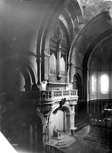 Cathédrale Notre-Dame-des-Dons Vue intérieure du choeur, côté nord, Mieusement, Médéric (photographe),