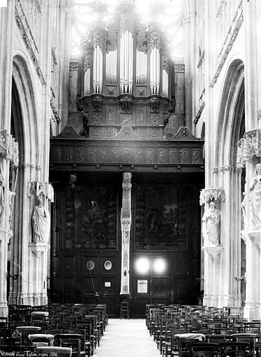 Eglise Orgues, Robert, Paul (photographe),