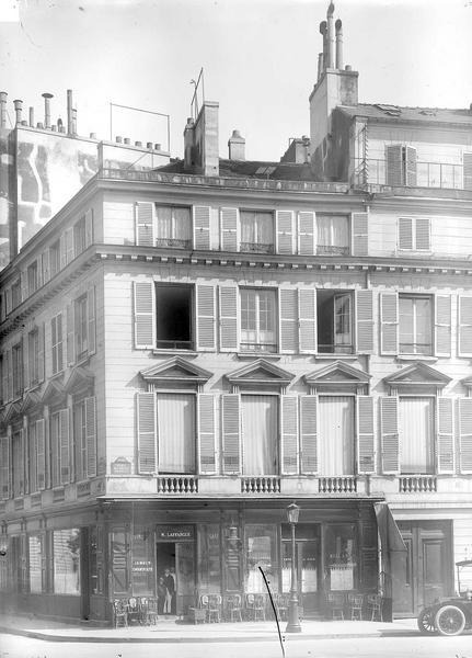 Maison Maison non surélevée, Durand, Eugène (photographe),