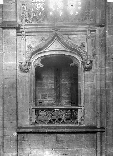 Eglise Saint-Nizier Triforium de la nef, Durand, Eugène (photographe),