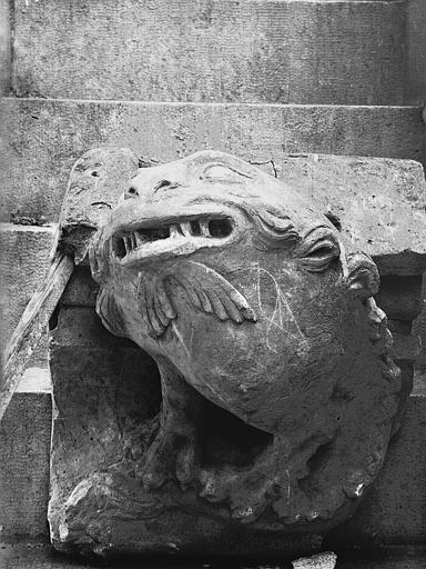 Cathédrale Notre-Dame , Lajoie, Abel,