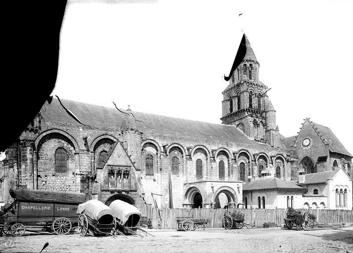 Eglise Notre-Dame-la-Grande Façade sud, Mieusement, Médéric (photographe),