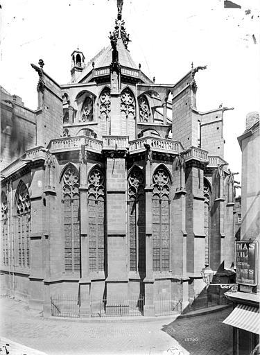 Cathédrale Notre-Dame Abside, Mieusement, Médéric (photographe),