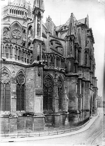 Cathédrale Notre-Dame Abside au nord, Lajoie, Abel,