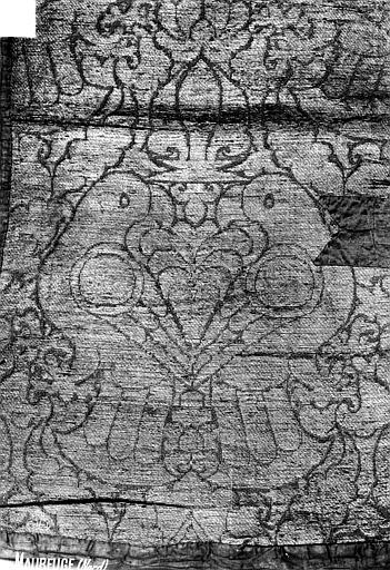 Eglise Fragment, Robert, Paul (photographe),