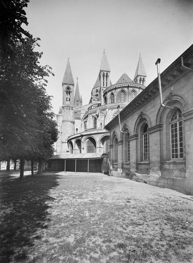 Eglise de Saint-Etienne-le-Vieux (ancienne) Abside, Service photographique,