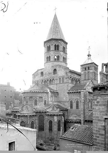 Eglise Notre-Dame-du-Port Ensemble nord-est, Durand, Jean-Eugène (photographe),