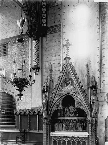 Eglise des Jacobins Autel, Enlart, Camille (historien),