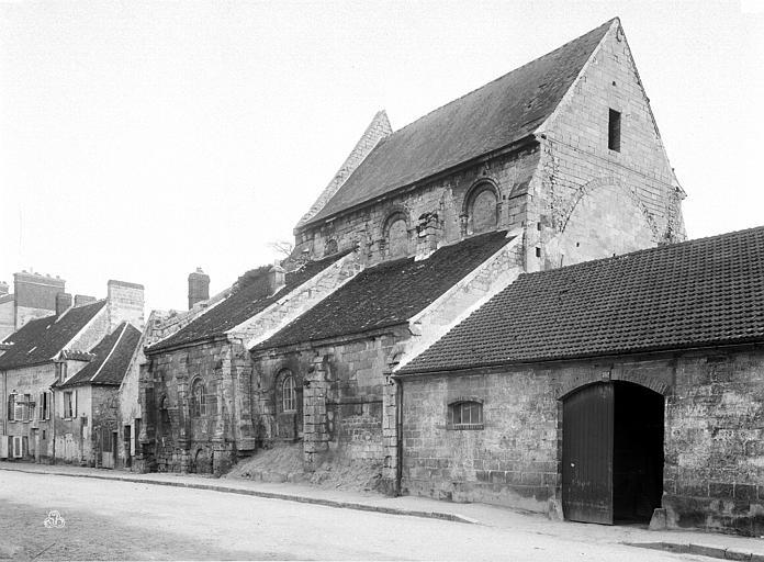 Chapelle Saint-Evremond Ensemble nord-ouest, Durand, Eugène (photographe),