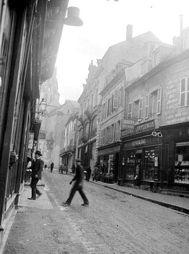 Rue Toulzac, Chaine, Henri (architecte),