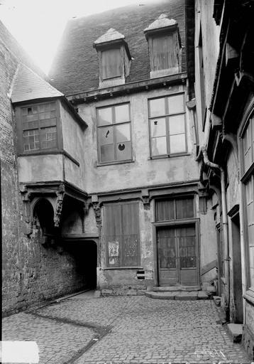 Maison du Blanc-Pignon , Durand, Georges (photographe à Amiens),