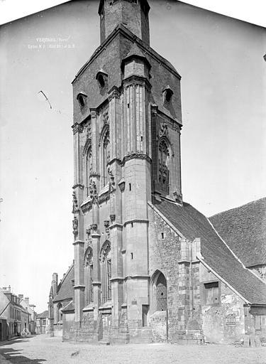 Eglise Notre-Dame Ensemble sud, Durand, Eugène (photographe),