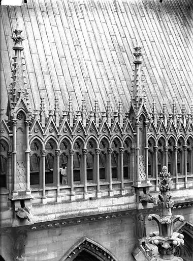 Cathédrale Notre-Dame Galerie Ruprich Robert, Lajoie, Abel,