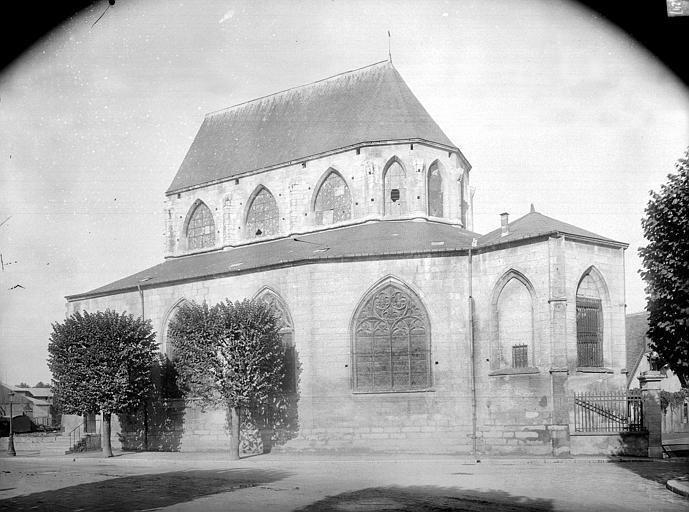 Eglise Saint-Bonnet Ensemble sud-est, Durand, Jean-Eugène (photographe),
