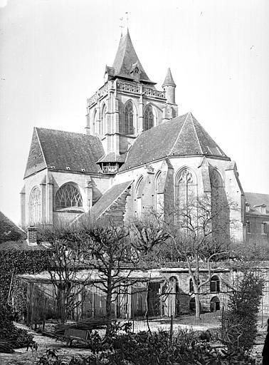 Eglise Saint-Taurin Ensemble sud-est, Mieusement, Médéric (photographe),