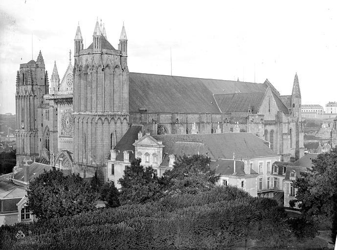 Cathédrale Saint-Pierre Ensemble sud-ouest, Mieusement, Médéric (photographe),