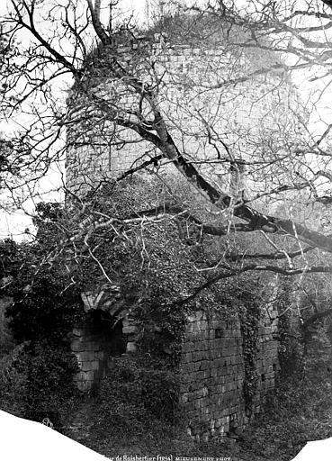 Château du Coudray-Salbart Tour de Boisbertier, Mieusement, Médéric (photographe),