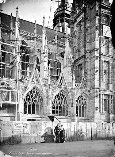 Cathédrale Notre-Dame Façade nord, Mieusement, Médéric (photographe),