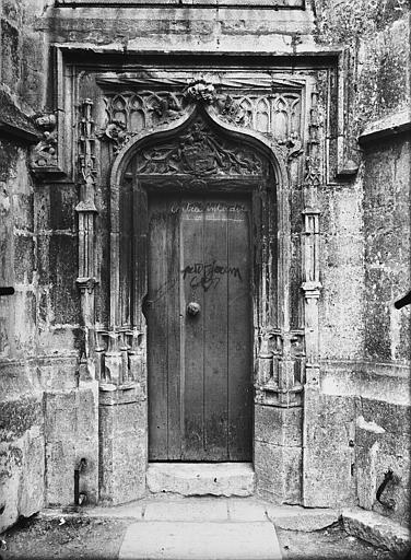 Eglise Chapelle, porte, Service photographique,