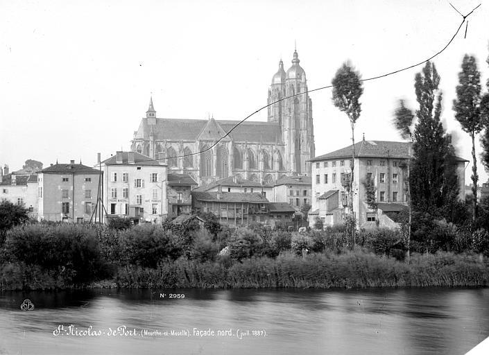 Eglise Vue générale prise du nord, Mieusement, Médéric (photographe),