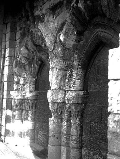Cathédrale Détail intérieur, Chaine, Henri (architecte),